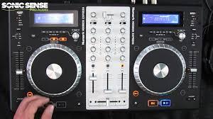 numark mixdeck express complete mobile dj system from sonic sense numark mixdeck express complete mobile dj system from sonic sense pro audio