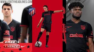 Atlético madrid goalkeeper home kit. Atletico Madrid 19 20 Away Kit Released Footy Headlines