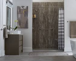 are you tired of looking at an unsightly bathtub convert your worn ed tub into a stunning spa like shower with herl s bath solutions in as little