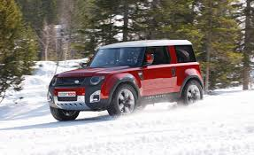2018 land rover lineup. plain rover 2018 land rover defender the iconic offroader is reborn on land rover lineup