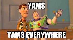 Image result for yams
