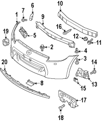Genuine nissan license bracket nis 962101ea0a