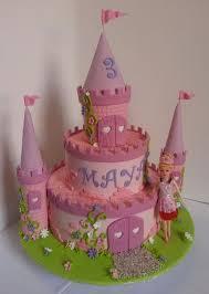 Princess Castle Girls Birthday Cake Willi Probst Bakery Kids