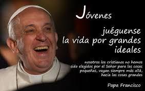 50 Imágenes con Frases y Pensamientos del Papa Francisco | FrasesHoy.org