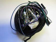 satellite 69 mopar 69 roadrunner gtx satellite hardtop sedan taillight wiring harness new