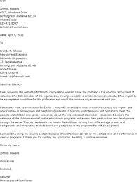 Volunteer Cover Letter Examples Hospital Volunteer Resume Sample