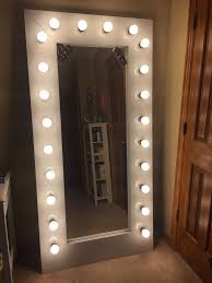 Where To Get A Vanity Mirror With Lights Full Length Vanity Selfie Mirror With Lights Ikea Mirror