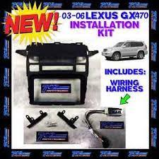 2003 2004 2005 2006 lexus gx470 double din radio install kit w 1993 lexus es300 engine wiring harness at Lexus Wiring Harness