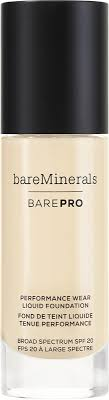 Barepro Liquid Wear Broad Foundation Bareminerals Performance F1SYnFv