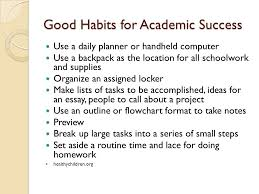 adhd stephanie stockburger md faap assistant professor ppt  good habits for academic success