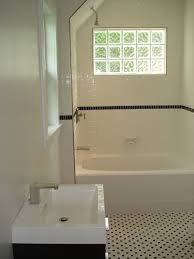 Rain Glass Bathroom Window Glass Block Windows In Shower Design Ideas Pictures Remodel And