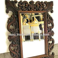 Antique wood picture frames 1800s Wooden Mirror Frames Heavy Solid Wood Frames Custom Wood Carved Mirror Frame Wooden Carving Ebay Wooden Mirror Frames Heavy Solid Wood Framescustom Wood Carved