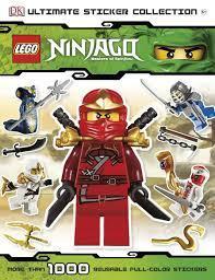 Ultimate Sticker Collection: LEGO® NINJAGO: More Than 1,000 Reusable  Full-Color Stickers : Last, Shari: Amazon.de: Bücher