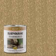 hammered gold rush gloss rust preventive paint