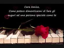 Is there a reason why some italians sing buon compleanno and some sing tanti auguri songs on someone's birthday? Buon Compleanno Amica Auguri Frasi E Immagini Piu Belle