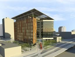 sustainable office building. Portland\u0027s Sustainable Office Building L