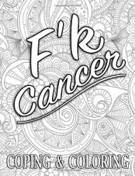Small Picture An Original by Sandra Walker 2016 Ribbon for Cancer color it Any