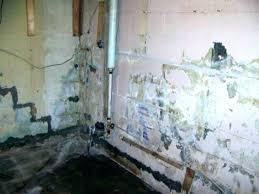 water seeping through concrete slab water seeping through basement floor how to stop water from seeping