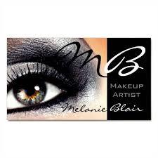 sles makeup artist business cards exles freelance