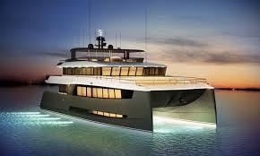 25m Design New 25 Meter Concept In Catamaran Design Yacht Harbour