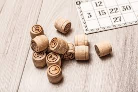 Wooden Board Games Canada Board Game Lotto On White Desk Wooden Lotto Barrels And Game Ca 22