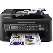 Epson Workforce Wf 2630wf A4 Colour Multifunction Inkjet Printer