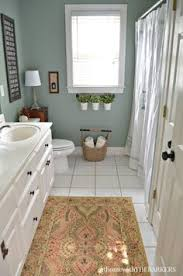 bathroom colors green. Holiday Ready Bathroom Refresh With BEHR Marquee Paint From At Home The\u2026 Colors Green ,