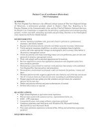 patient-care-coordinator-resume-summary-and-responsibilities