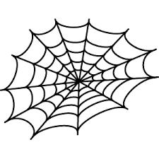 ハロウィンの無料クモクモの巣のフリーイラスト画像26点