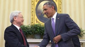 oval office july 2015. President Barack Obama Meets With Vietnamese Communist Party Secretary  General Nguyen Phu Trong In The Oval Oval Office July 2015