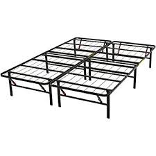 platform bed frame. AmazonBasics Platform Bed Frame, Black, Full Frame