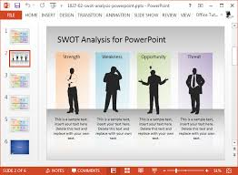 Free Swot Template Powerpoint Best Swot Powerpoint Templates