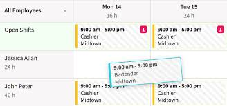 How To Make Schedules For Employees Online Employee Scheduling Software Staffvelox