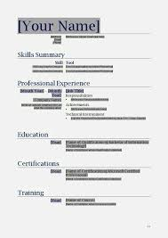 Cv Template For 40 Year Old Functional Resume Template
