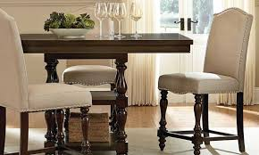 McGregor Counter Height Dining Table  Chairs Set Haynes - Tall dining room table chairs