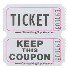 2 part raffle tickets carnival king grey 2 part raffle tickets 2000 roll