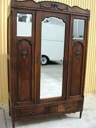 large armoire closet old wardrobe vintage closet antique antique wardrobe french antique furniture mahogany wardrobe large