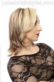 dual toned blonde