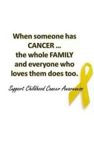 cancer quotes/pediatric cancer awareness on Pinterest | Childhood ...