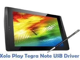 Xolo Play Tegra Note USB Driver ...