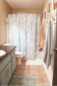 curved shower curtain rods bring luxury to small bathrooms throughout magnificent small shower curtain rod