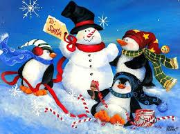 cute penguin christmas wallpaper. Beautiful Cute Cute Penguin Christmas Backgrounds 09 To Wallpaper I