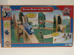 upc 796714099996 product image for wooden thomas saurus rex dinosaur train set features stepney