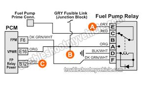 part 1 1993 fuel pump circuit tests (gm 4 3l, 5 0l, 5 7l) 1993 chevy silverado wiring diagram fuel pump relay wiring diagram (1993 chevy pickup 4 3l, 5 0l, 5 7
