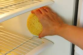 how to stop a fridge from ice build up