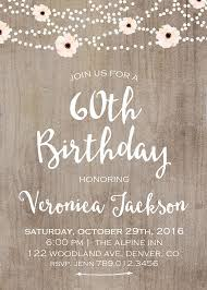 60 birthday invitations birthday invitation 60th birthday invitation ideas ikoncenter com