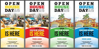 Open House Flyers For Apartments Open House House Templates