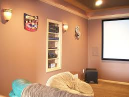 klipsch in wall speakers. home theater direct (htd) in-wall speakers are painted to blend into the klipsch in wall a