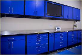 garage cabinet design plans.  Cabinet Stunning Dark Blue Menards Garage Cabinets Adn Granite Countertop Plus  Floor Pantry Cabinet Storage Shelf Shelves Outdoor Shelving And Design Wondrous  Plans