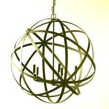 large metal orb chandelier large metal orb large metal orb chandelier world market large metal orb